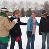 Nicole, Jess, & Carolyn with Lydia