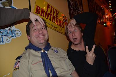 2012 Eric's 47th at Bandito
