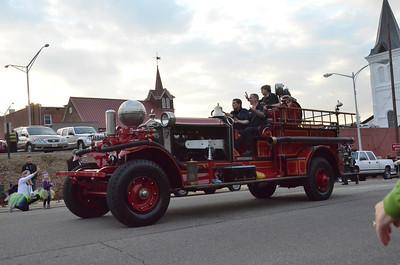 2014 Huntsville First Mardi Gras parade