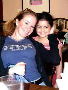 Sarah and Sara