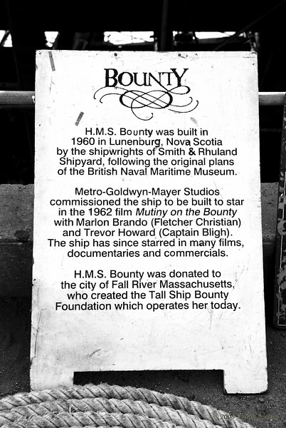 The Bounty.