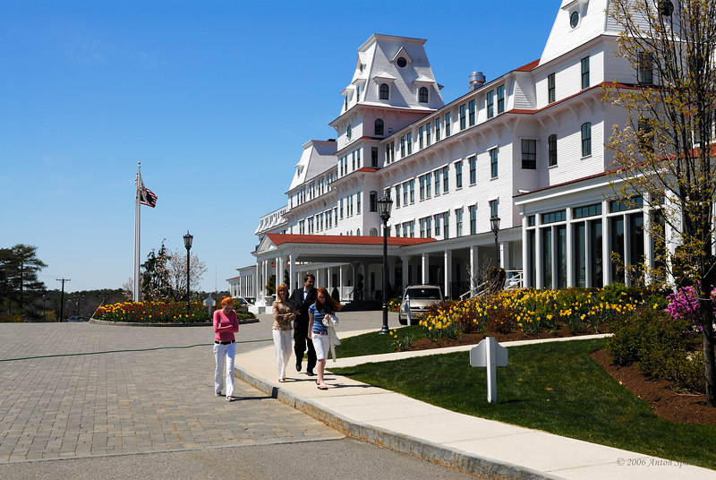 Wentworth by the Sea<br /> New Castle, NH