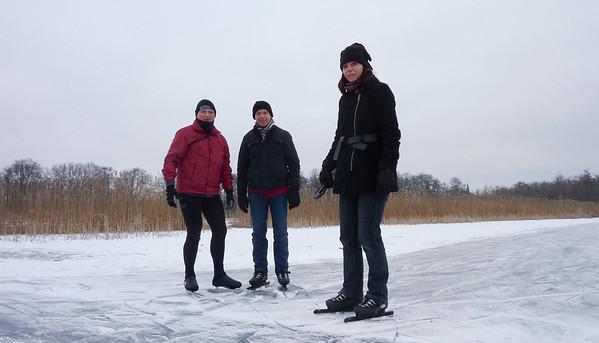 Schaatsen februari 2012