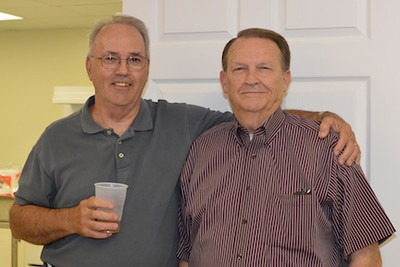 Freddy Langdon & Ricky Bishop