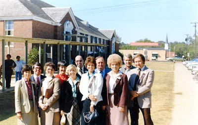 Brenda Hickman Parnell, Don Spruill, Sandy Spruill, Sue Gore, Patsy Moss Carroll, James Ed Price, Sadie Butts Cummins, Paul Smith, Martha Jean Keasler Smith, Billy Ray Pate, Bobby Howard