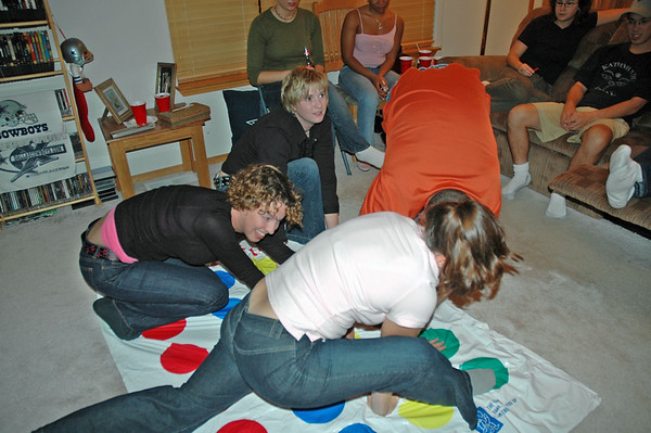 October 2004 Twister at Omid's