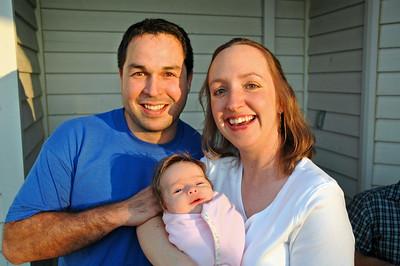Kimball, Dawn, and Helena