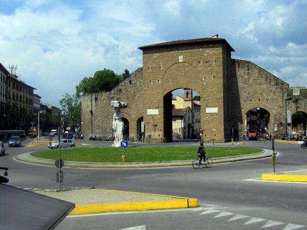 FIRENZE - FLORENCE - PORTA ROMANA