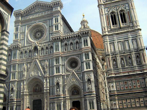 FIRENZE - FLORENCE - DUOMO CATHEDRAL OF FLORENCE