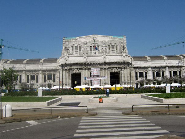 MILANO CENTRAL STATION