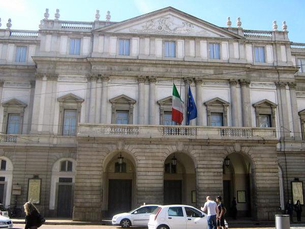 MILANO - LA SCALA THEATRE