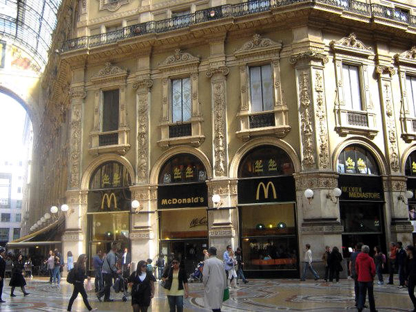 MILANO - FANCY McDONALD'S