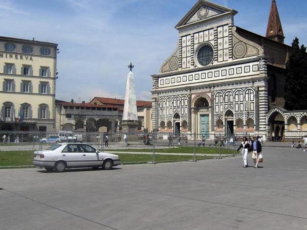 FIRENZE - FLORENCE - SANTA MARIA NOVELLA CHURCH