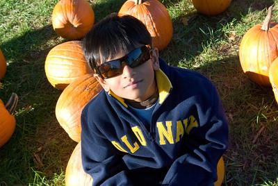 Pumpkin Patch 2009