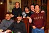 Standing: Jerric, Liza, Joel, Omar<br /> Sitting: Dante, Julius