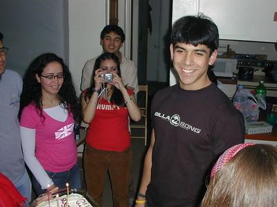 Pablo's Birthday Party 2005