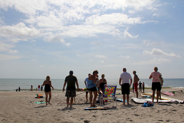 Paddle Out for Oceangirl Patti 18 August 2012