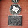 Historical Landmark for Michael Paggi house built before the Civil War.  Gen. Robert E. Lee visited here...