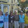 Sylvia, Carol, Margaret, Lynne, Terry
