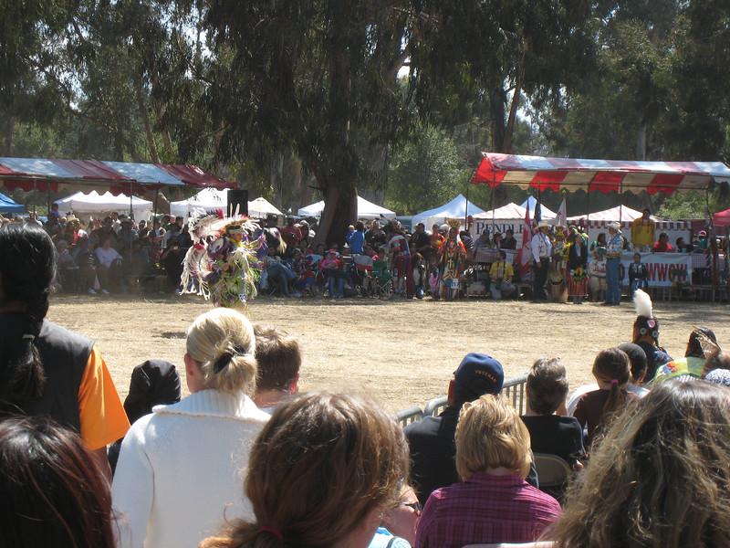 The Stanford Powwow.