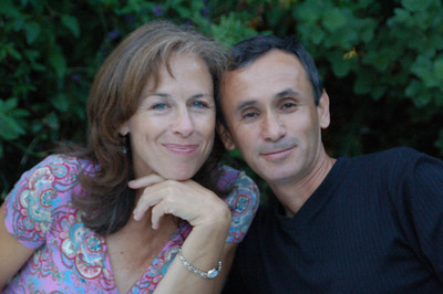 Pam and Antonio 7-06