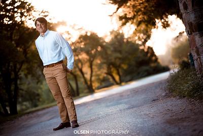 Parker H Senior Photos