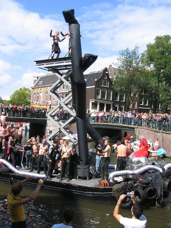 Amsterdam Canal Pride Parade