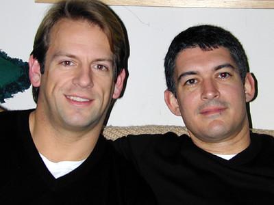 Jeff and Rafael