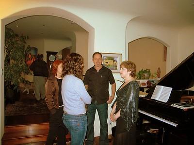 Elizabeth, Debbie, David, Susan