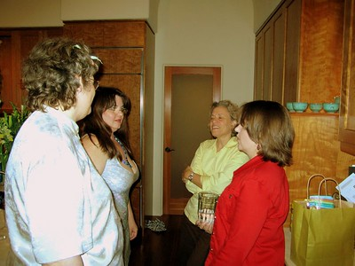 Lee, Julie, Molly, Elaine