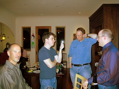 Paul, Sam, Todd, Peter