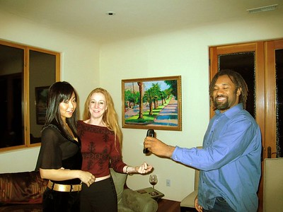Kazu, Lisa, MavEryck