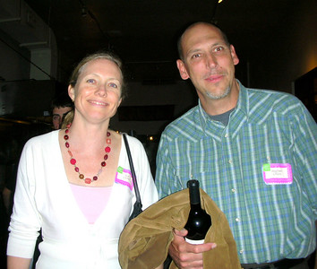 Ann Hardesty and Stephen Chiles