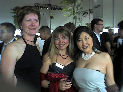 Gina, Laurie, and Lucy -- WebLogic gals