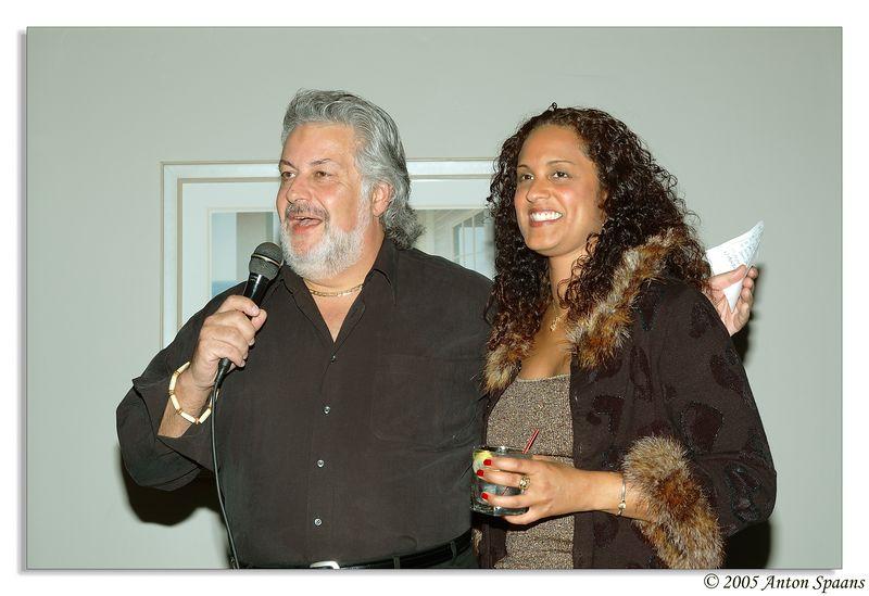 Bob and Michelle.