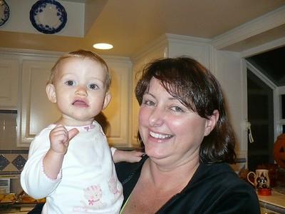 Crissy & her mommy, Lisa