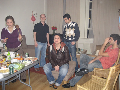 party kinga