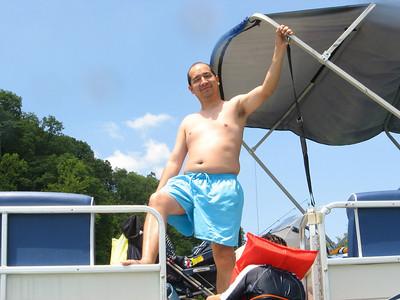 Marinero de agua dulce... y sin tenis!