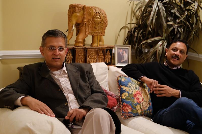 Dinesh & Nainesh