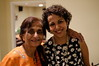 Anuja and Mom