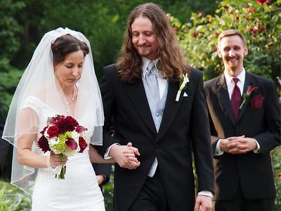 Patricia's & Ben's Wedding