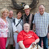 NHS Classmates and friends–Peggy, Tom, Doris, Mike, Gary, and David