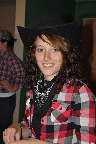 Howdy... this is Kaslyn