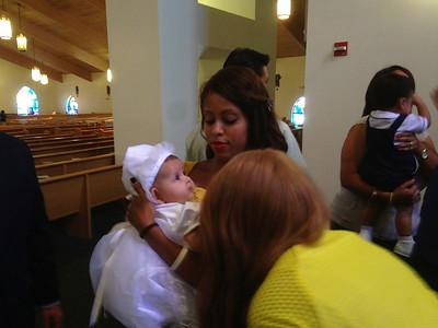Perrin Baptism