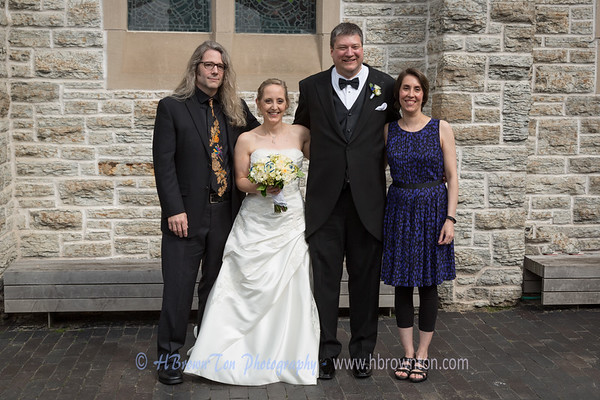 Pete & Kate's Wedding