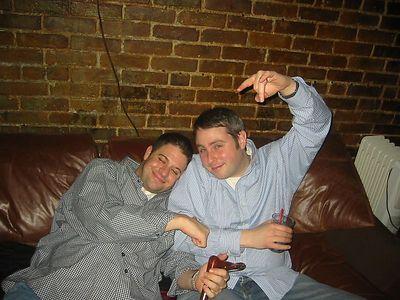 Pete and Allard