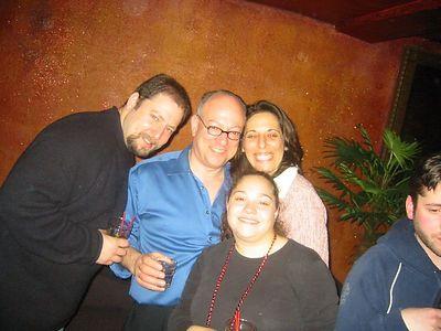 Brian, Lloyd, Donna, Irene