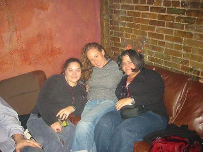 Irene, Alison, Kenzi