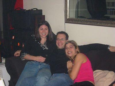Amy, Mike, Alyssa