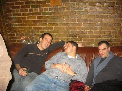 Marc, STEVE, Jay